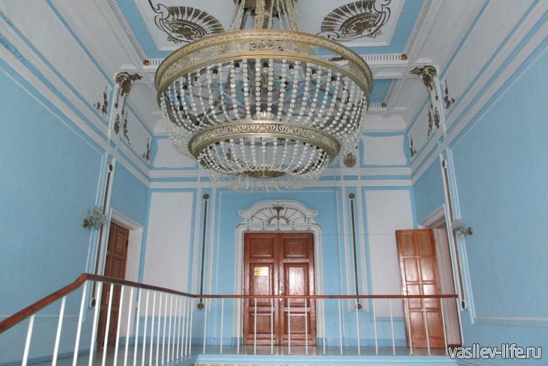 Дворец княгини Гагариной (внутри)