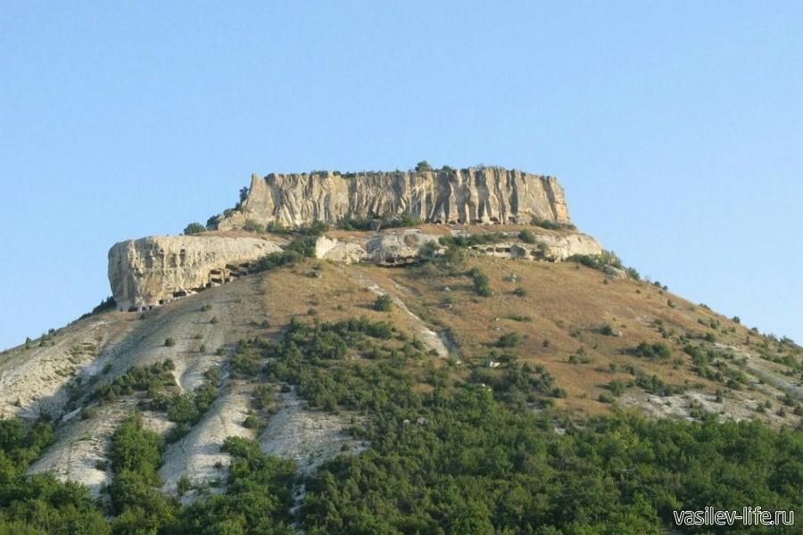 Девичья крепость Кыз-Кермен, Бахчисарай