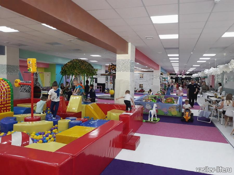 Детская игровая комната «City Kids», Краснодар