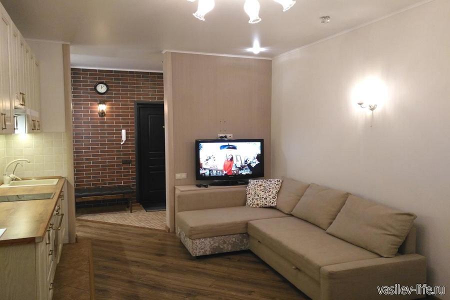 Дизайнерская квартира в Балашихе