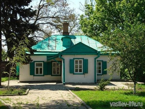 Домик-Чехова-в-Таганроге