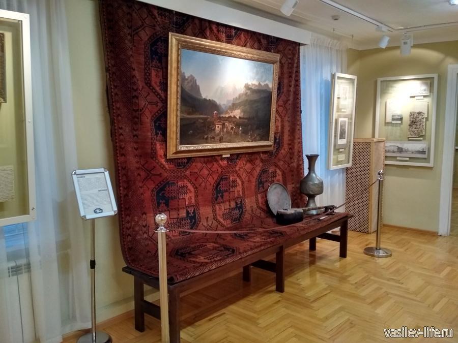 Дом Лермонтова в Пятигорске