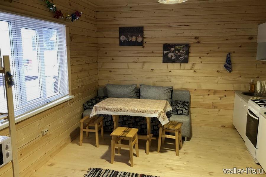 Дом для отдыха в Дуброки