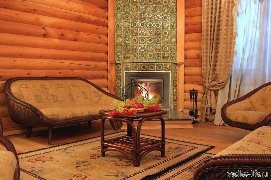 Дом для отпуска «Усадьба Раздолье», Эсто-Садок