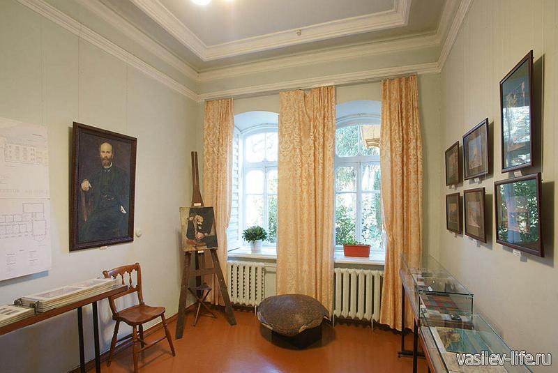 Дом-музей Бекетова, Алушта