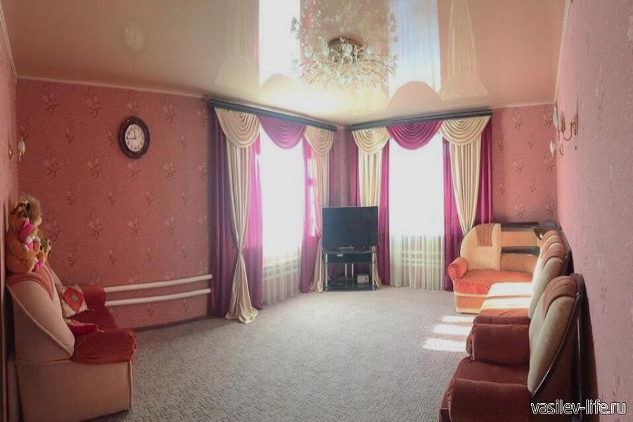 Дом на Саратовской с 3 спальнями