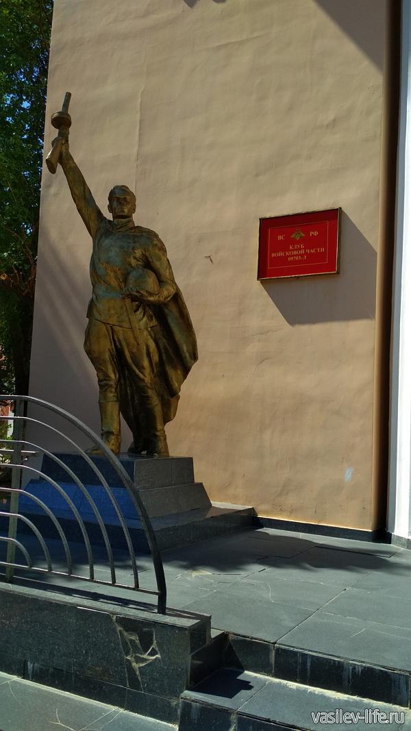 Дом офицеров в Феодосии