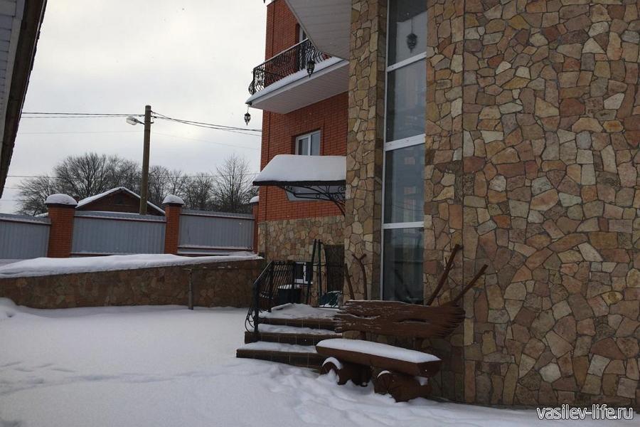 Дом с баней, Яхрома