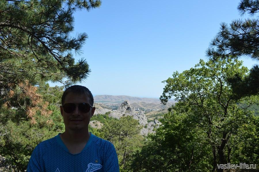 Дорога Судак — Коктебель (красивые виды) (15)