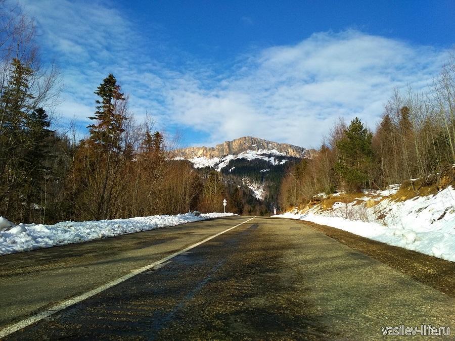 Дорога на Яворову поляну