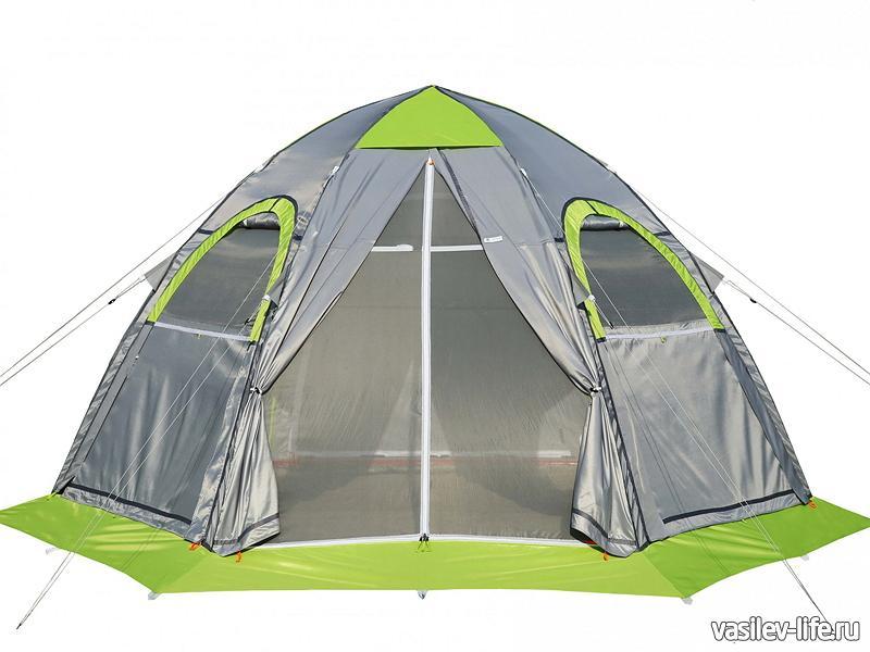 Дуговая палатка для рыбалки