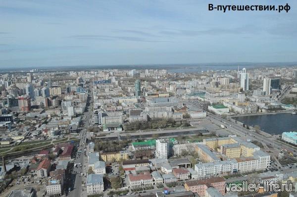 Екатеринбург-вид-с-БЦ-Высоцкий2