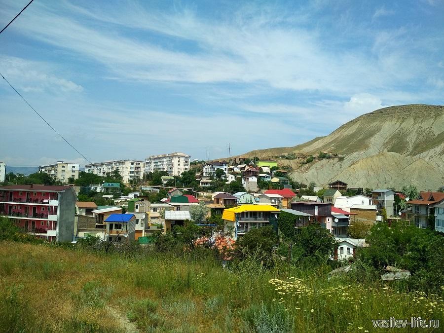 Жилье в Орджоникидзе (посуточно)