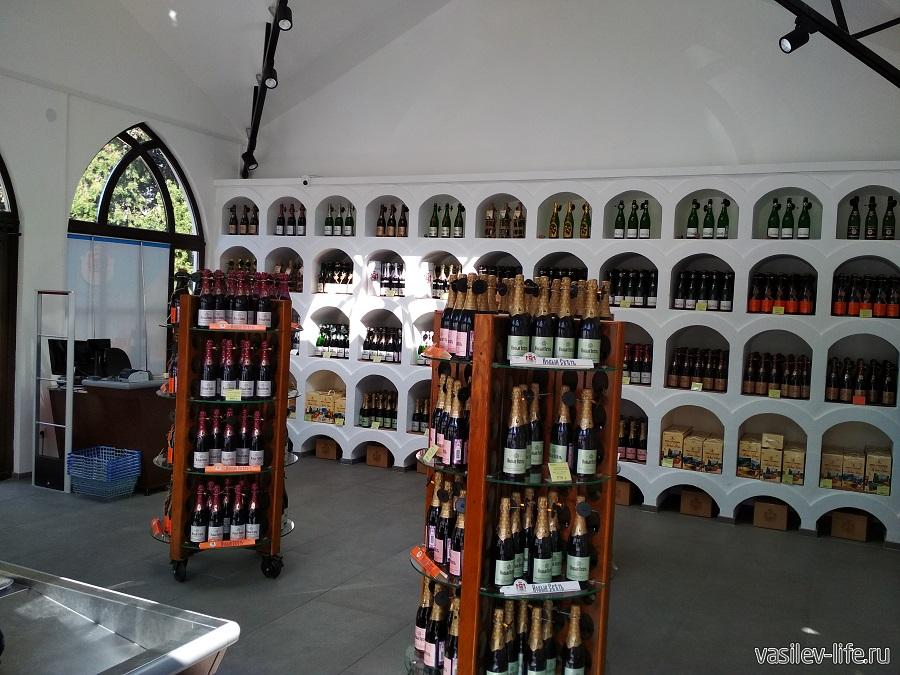 Завод шампанских вин в Новом Свете (9)
