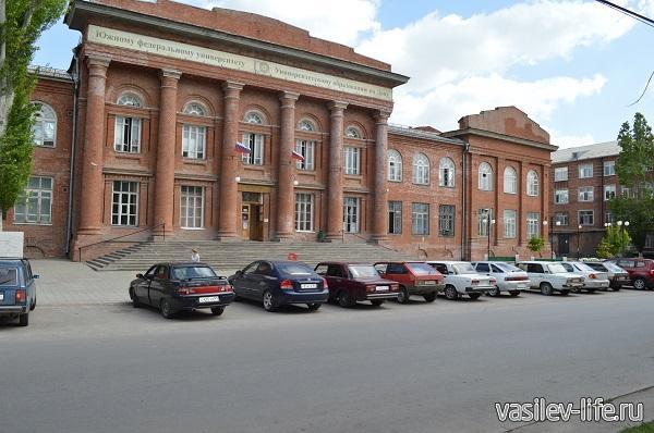 Здания-Таганрога