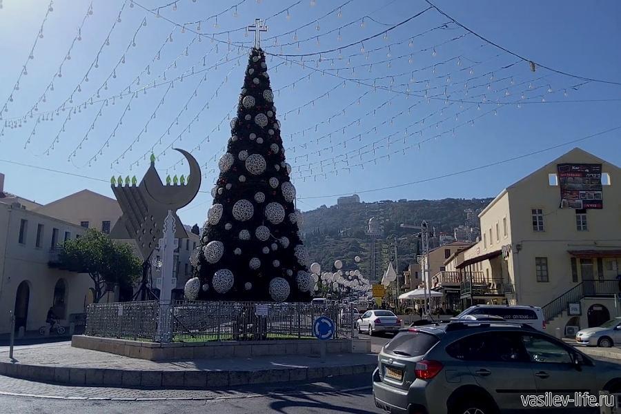 Израиль, Новый год