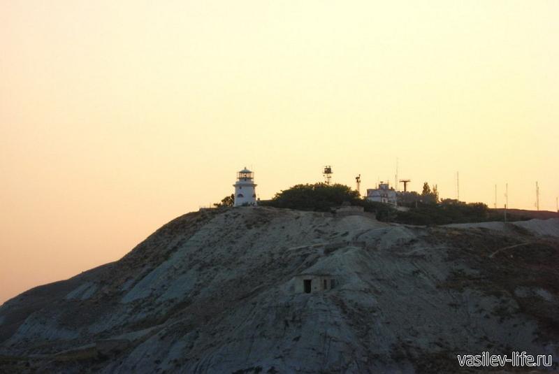 Ильинский маяк, Феодосия