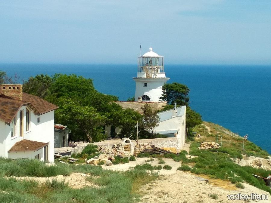 Ильинский маяк (2)