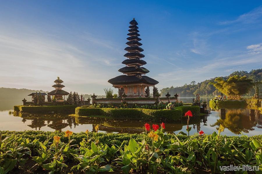 Индонезия осенью