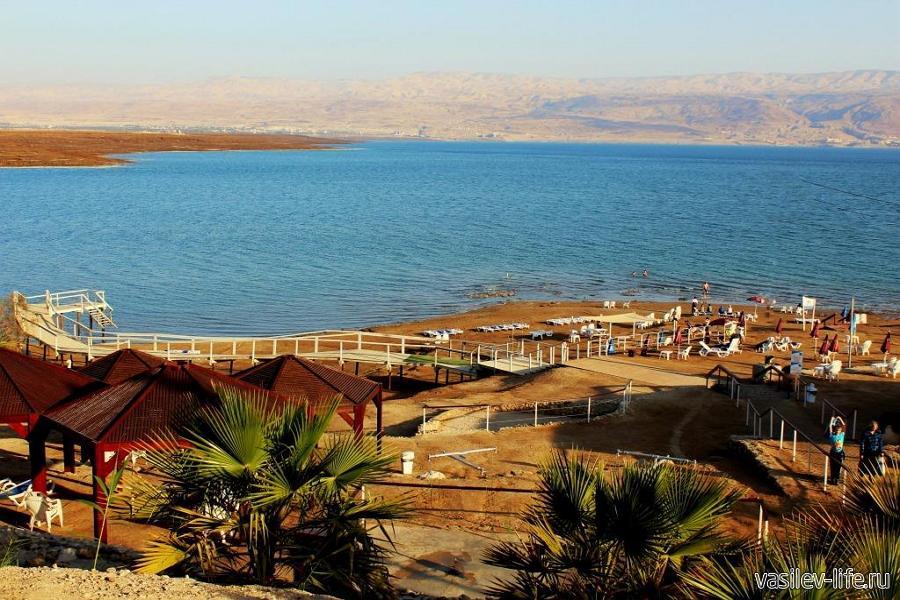 Иордания в марте