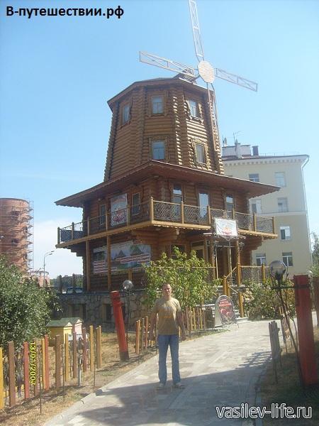 Казанская-деревня