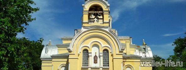 Казанский собор иконы Божьей матери в Феодосии