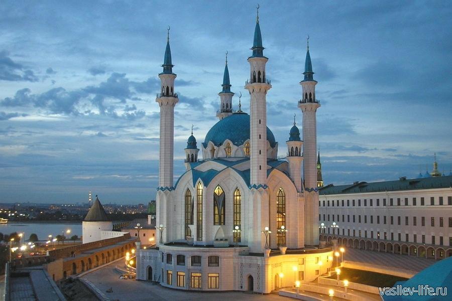 Казань в июне