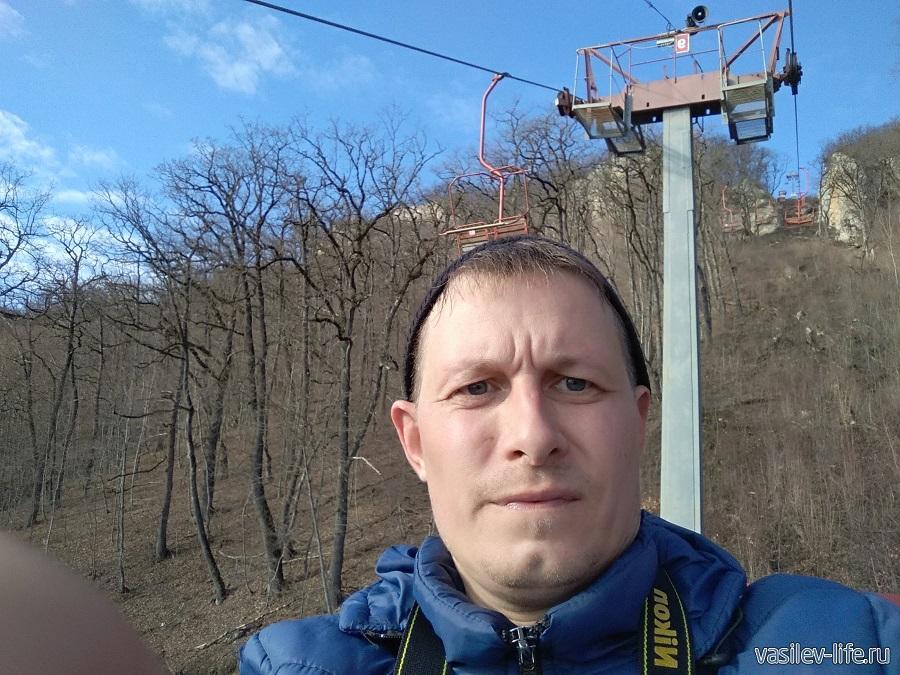 Канатная дорога на гору Уна-Коз в Даховской (Адыгея) (13)