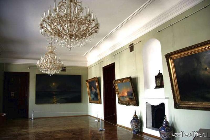Картинная галерея Айвазовского 10