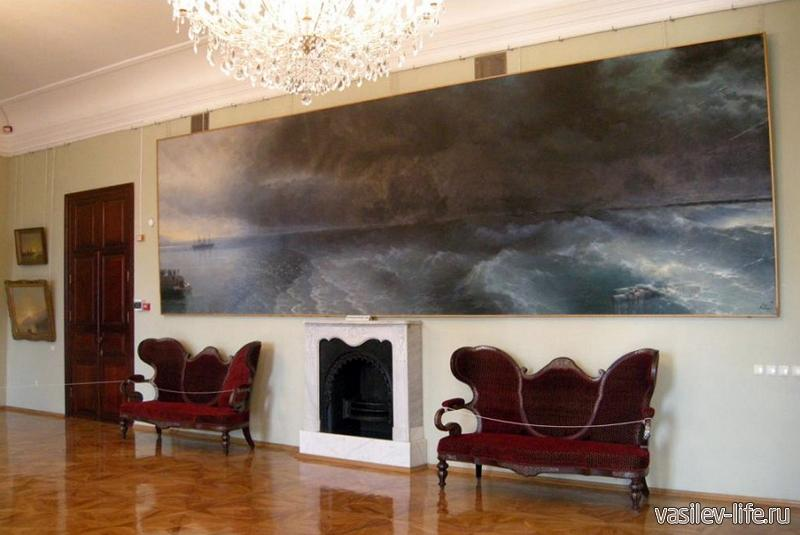 Картинная галерея Айвазовского 11