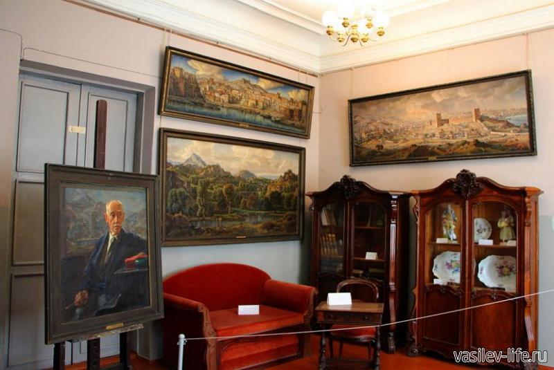Картинная галерея Айвазовского 12