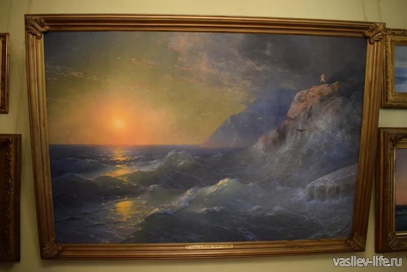 Картинная галерея Айвазовского 5
