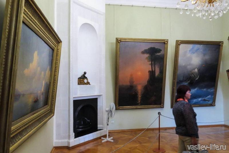 Картинная галерея Айвазовского 6