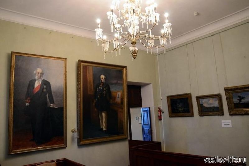 Картинная галерея Айвазовского 7