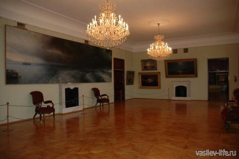 Картинная галерея Айвазовского 9