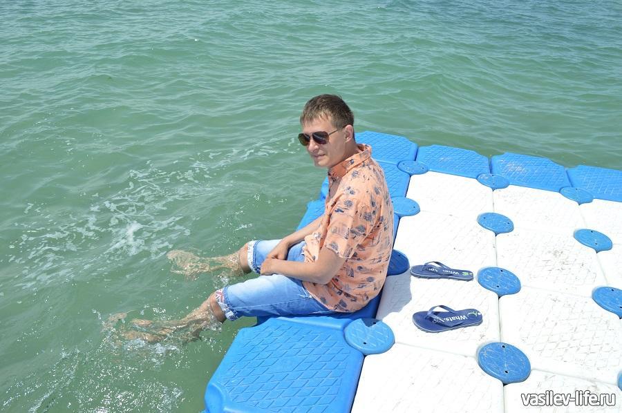 Каспийское море (Актау)