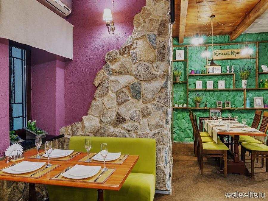 Кафе «Белый кролик» в Пятигорске