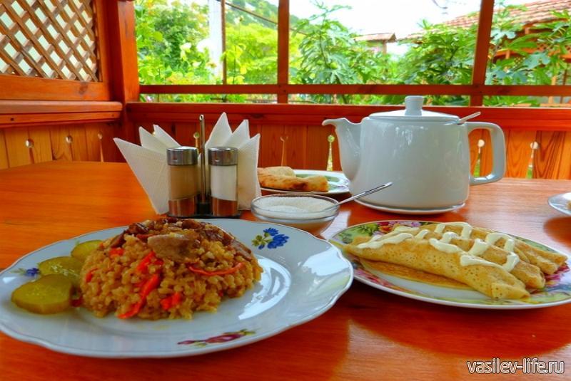 Кафе «Ходжа-Сала»