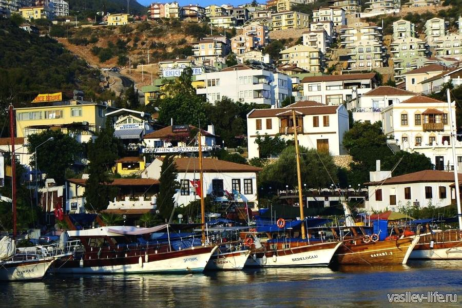 Каш, Турция