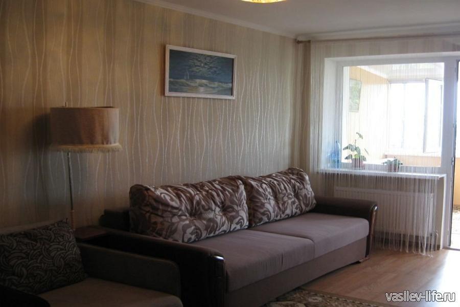 Квартира «Студио» в районе Ласточкина Гнезда