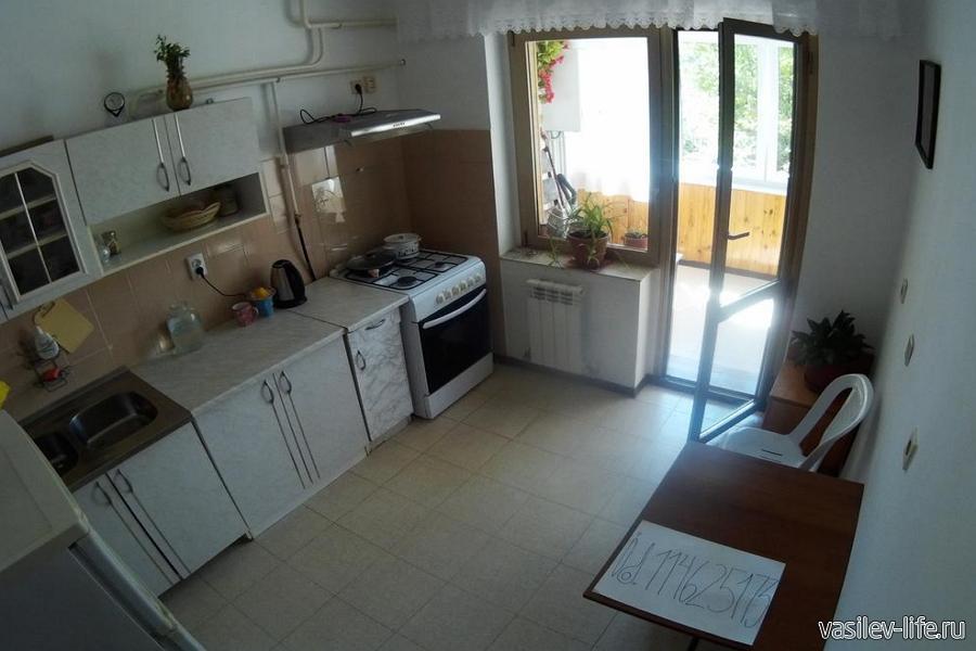 Квартира на Маратовской