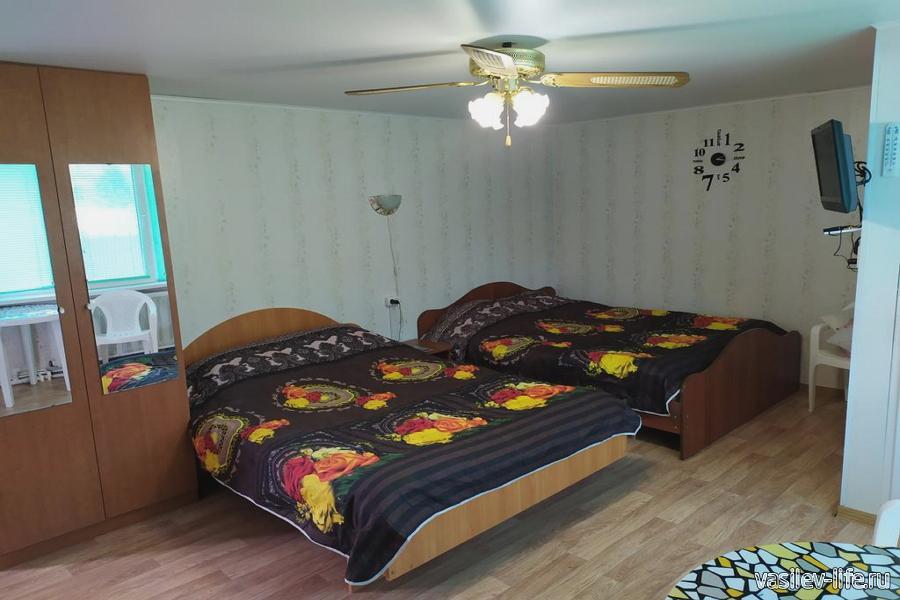 Квартира на Северном, Губаха