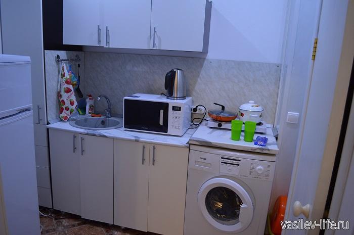Квартира-посуточно-в-Адлере-кухня-2