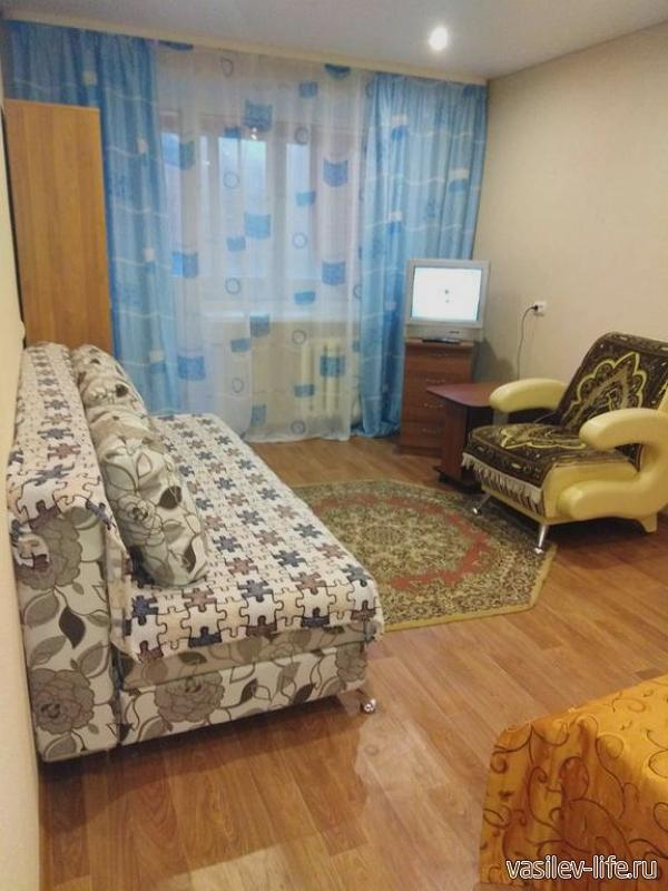 Квартира у центрального вокзала, Губаха