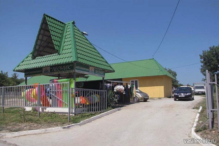 Кемпинг «Лесник» в Дивноморском