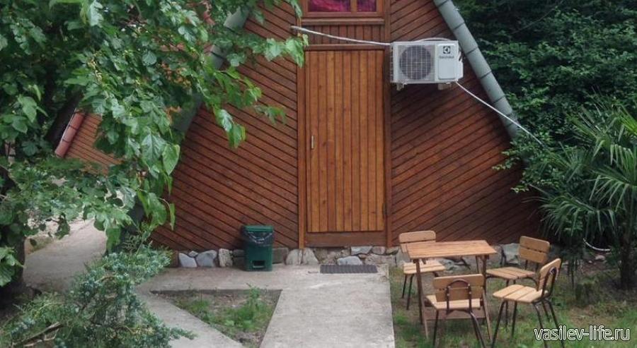 Кемпинг «Финский домик», Геленджик
