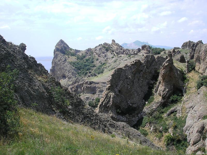 """Кемпинг """"Nordcamp"""" в Крыму"""