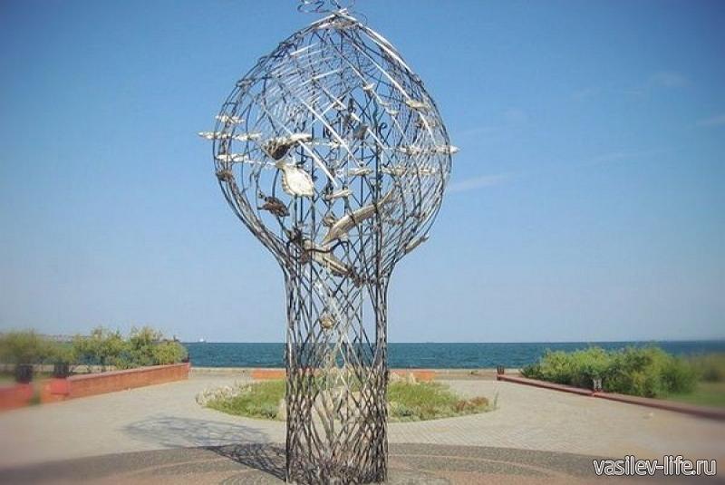 Керченская Набережная «Дары Моря»
