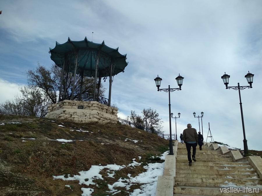 Китайская беседка в Пятигорске
