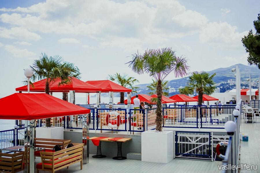 Клуб Ялта Пляж